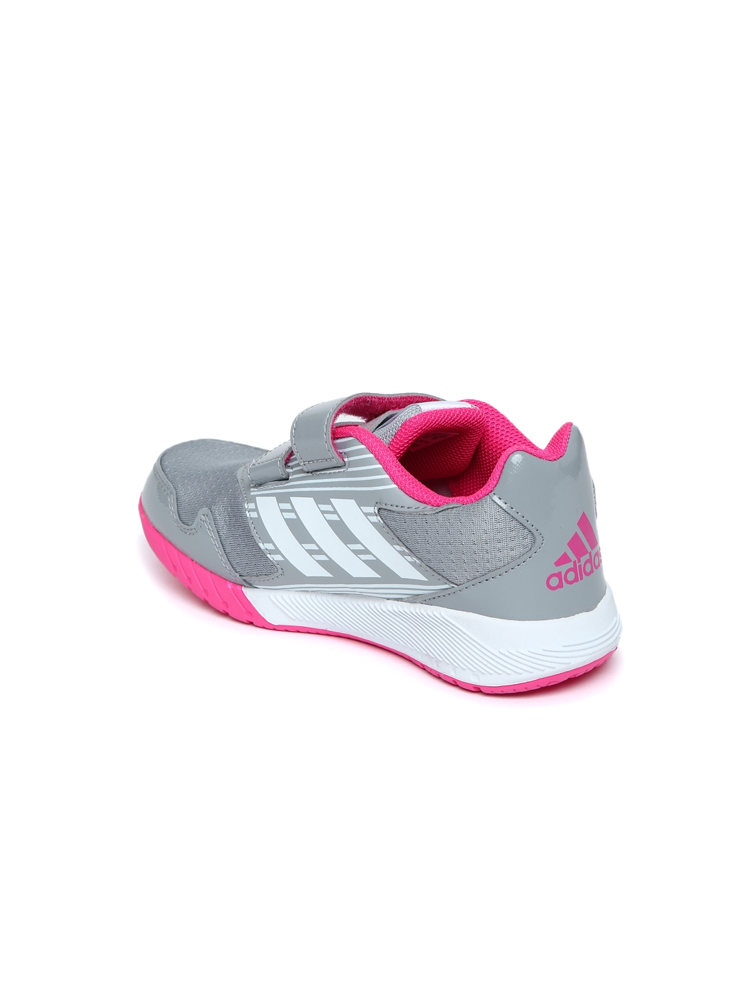 c09d3e62af9dbd Buy ADIDAS Kids Grey Altarun CF K Running Shoes - Sports Shoes for ...