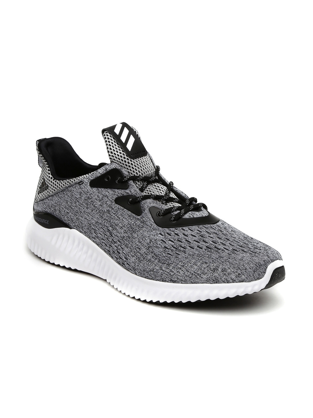 393bce668 Buy ADIDAS Men Grey ALPHABOUNCE EM Running Shoes - Sports Shoes for ...