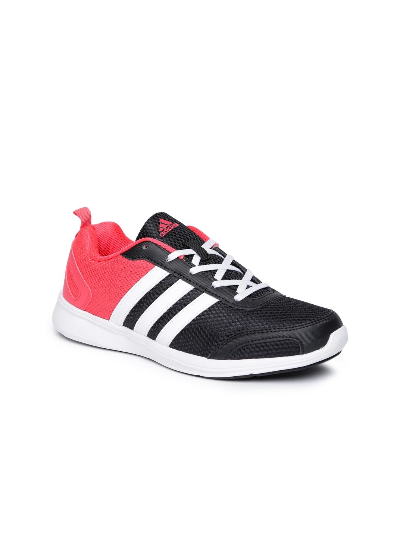 Buy Adidas Women Black \u0026 Pink Astrolite Running Shoes - Sports Shoes for  Women 1731570 | Myntra
