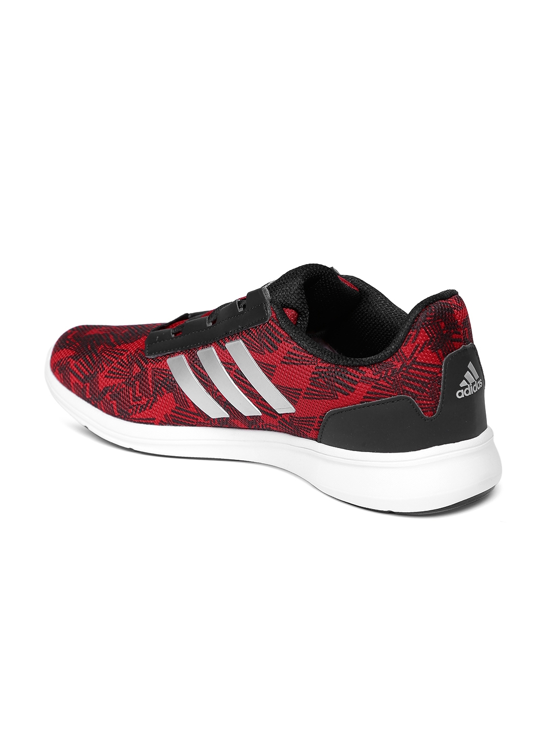 new concept 0a3fd 7defd ADIDAS Men Red  Black Adi Pacer Elite 2.0 M Running Shoes