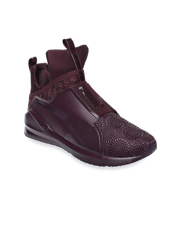 000ff4fdf4d Buy Puma Women Burgundy Fierce Krm Training Shoes - Sports Shoes for ...