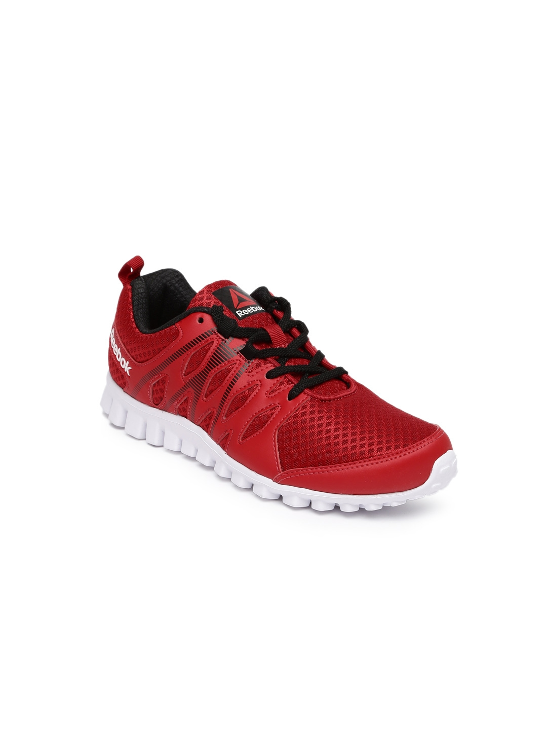 b959ca8614840b Buy Reebok Girls Red Running Shoes - Sports Shoes for Girls 1733474 ...