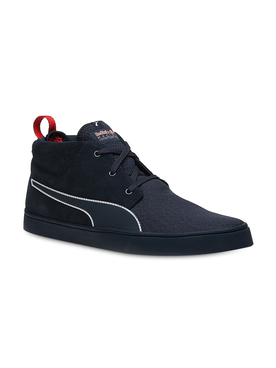 check out 159a1 5e17f Buy Puma Men Black Suede RBR Sneakers - Casual Shoes for Men ...