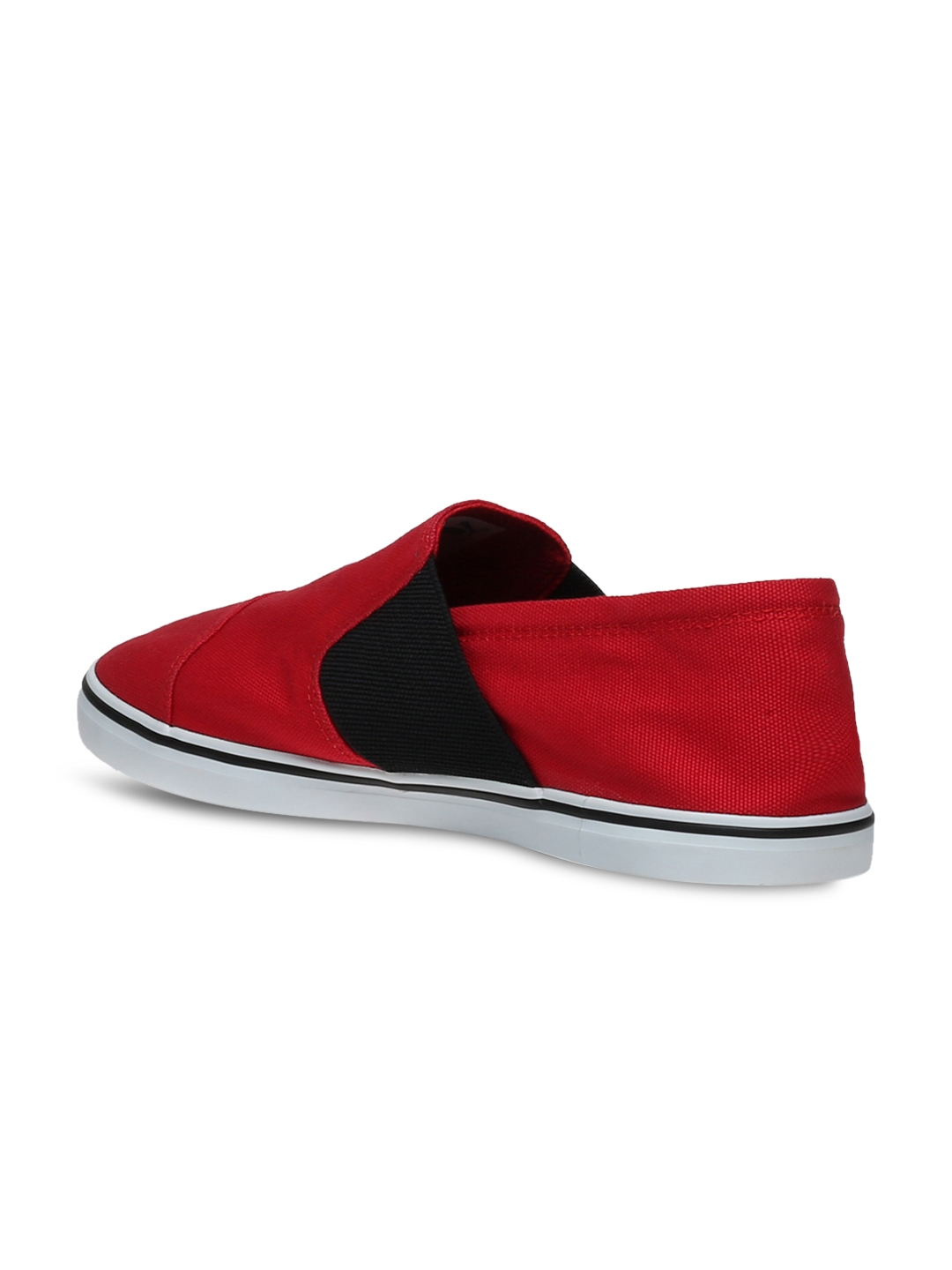 eaf2d0ce5fba0f Buy PUMA Men Red Elsu V2 Slip On IDP Sneakers - Casual Shoes for Men ...