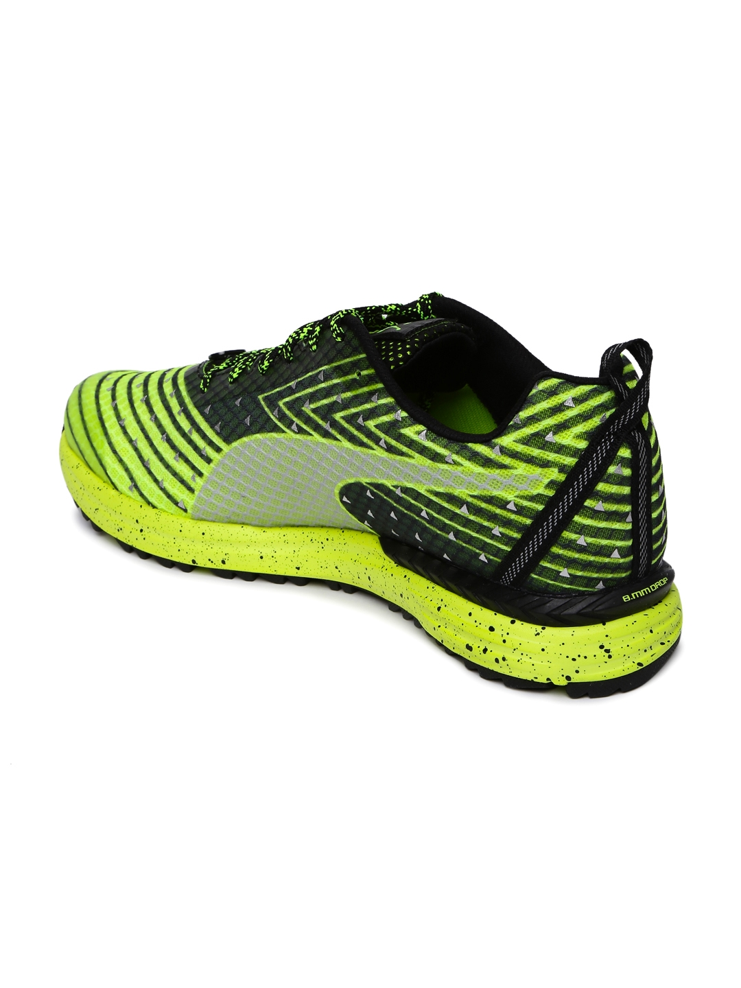 e554e0a128b Buy Puma Men Green Speed 300 TR IGNITE Running Shoes - Sports Shoes for Men  1736592