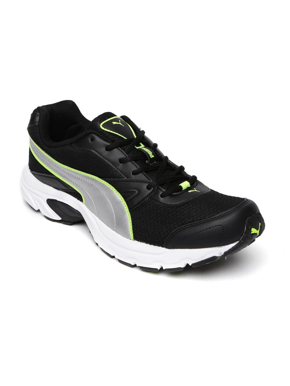 Buy Puma Men Black Brilliance Running Shoes - Sports Shoes for Men ... fcc5f34ea