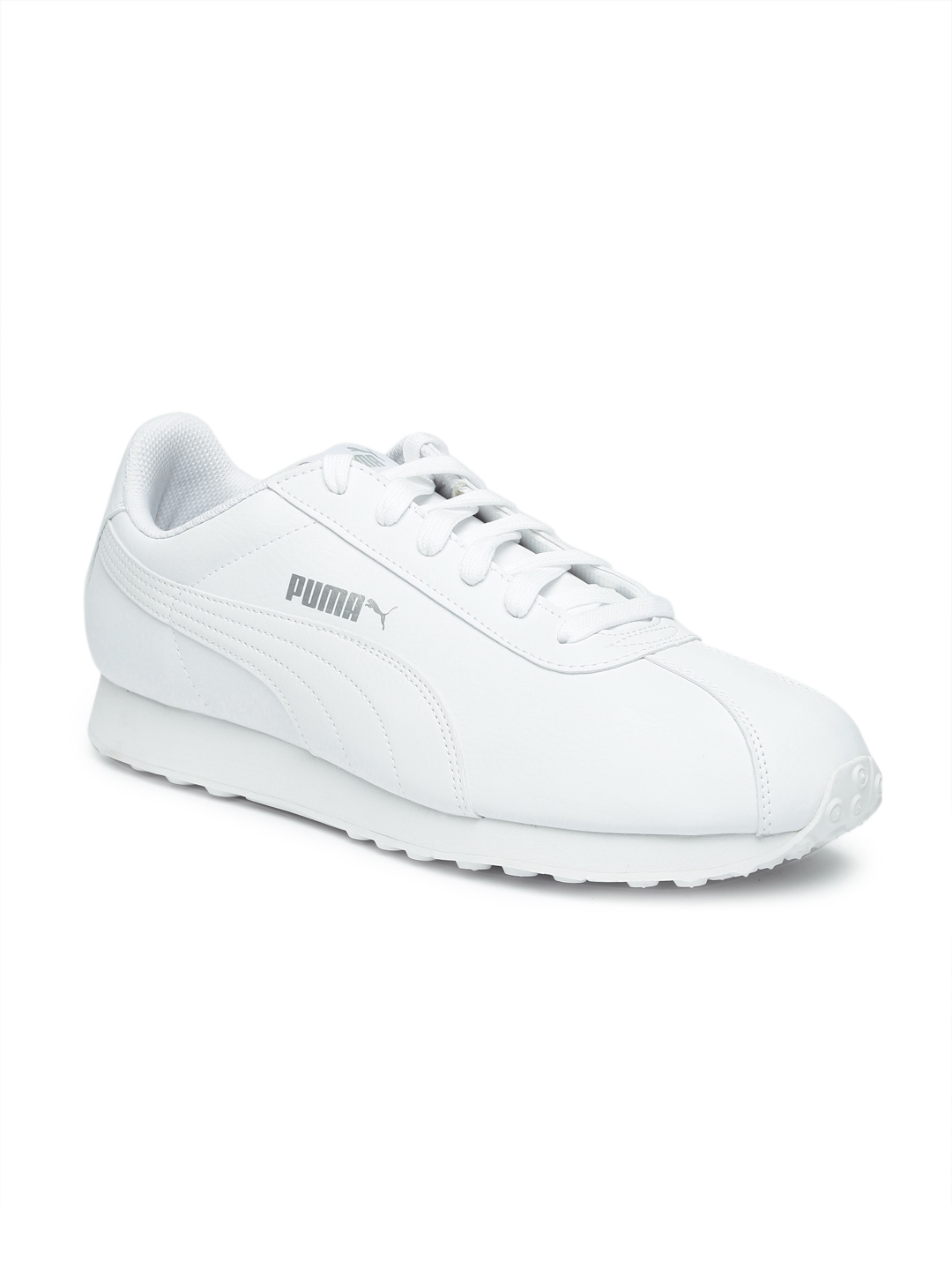 bccbf547968a Buy Puma Unisex White Turin Sneakers - Casual Shoes for Unisex ...