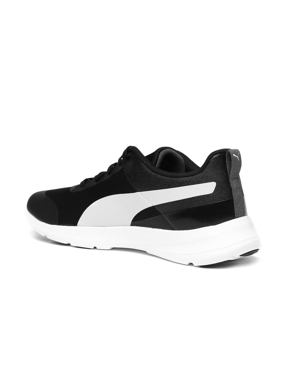 Buy Puma Men Black Trax Sneakers - Casual Shoes for Men 1736681  3eeb12b0f