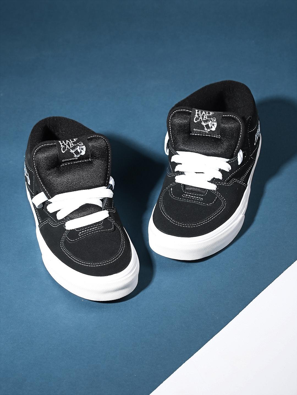 3700515c13 Buy Vans Unisex Half Cab Black Sneakers - Casual Shoes for Unisex ...