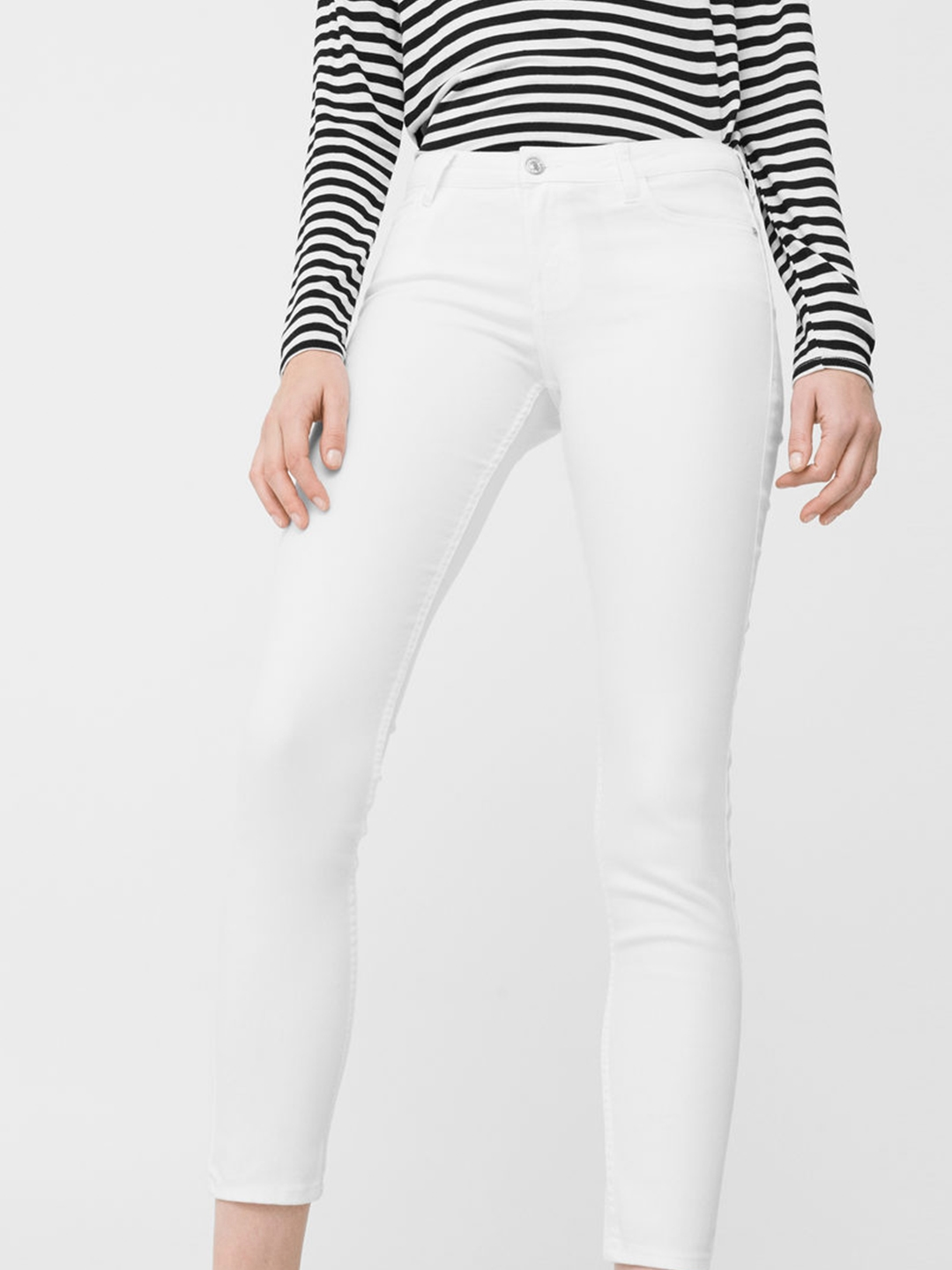 White Jeans For Women - Buy White Jeans For Women online in India