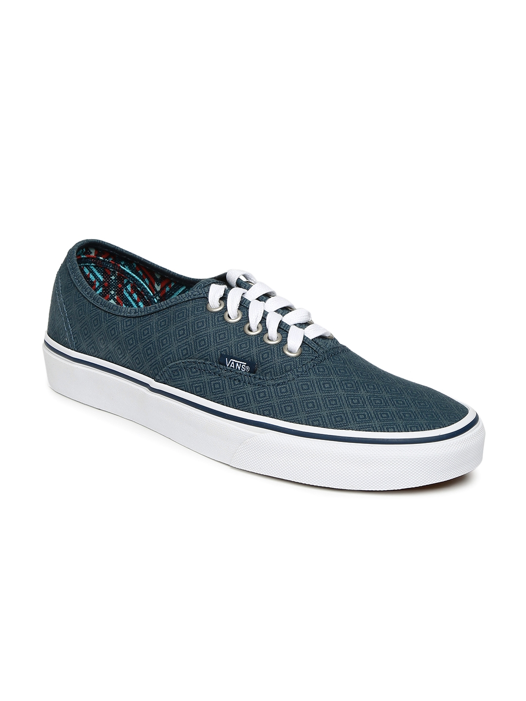 6b9219ba593dd Buy Vans Women Grey Printed Sneakers - Casual Shoes for Women ...