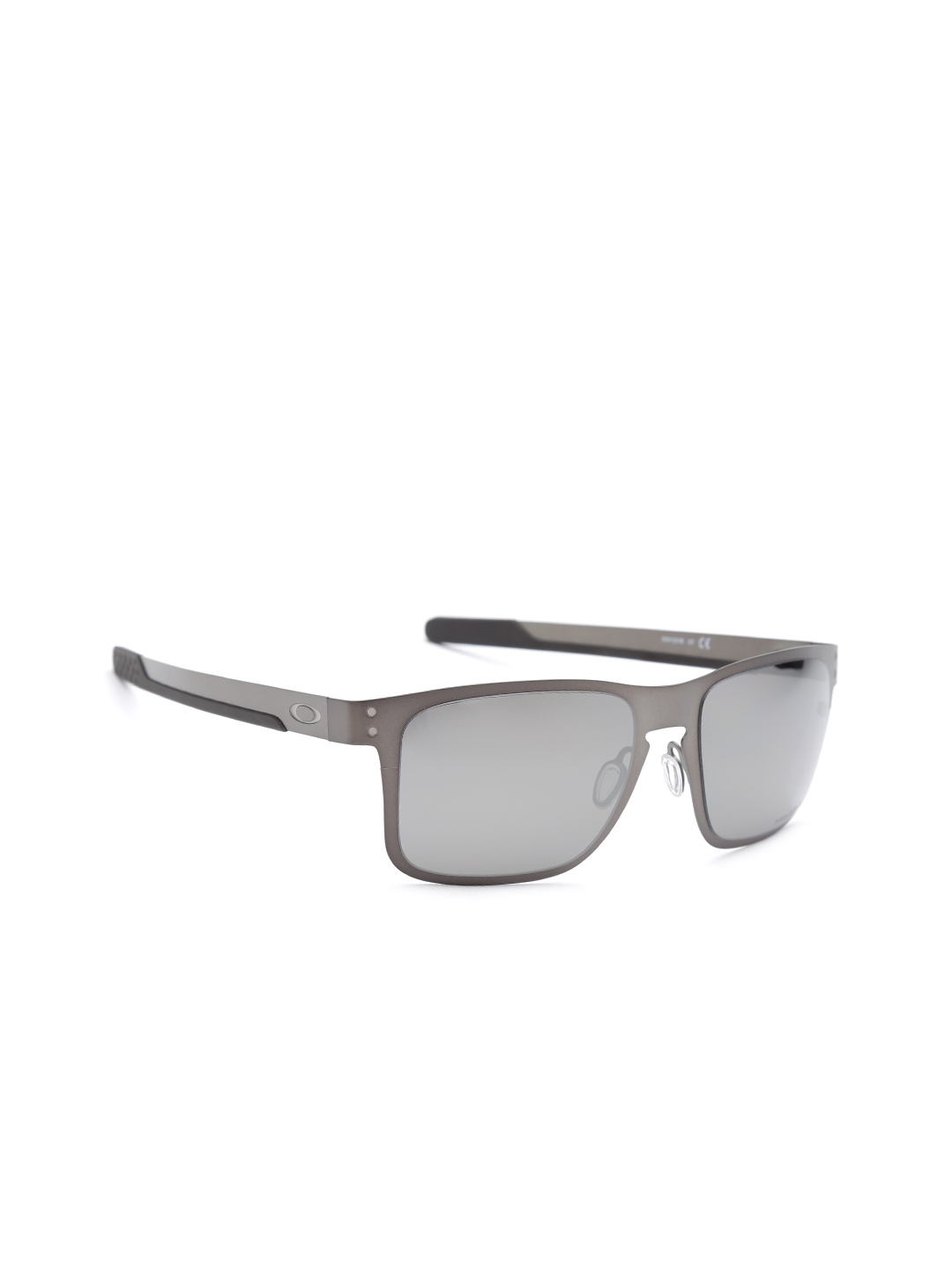 db9d2b183b Buy OAKLEY Men Polarised Mirrored Square Sunglasses 0OO412341230655 ...