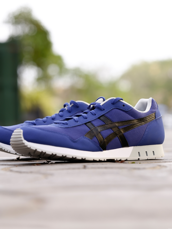 58ad4e755da9 Buy ASICS Tiger Men Blue CURREO Sneakers - Casual Shoes for Men ...
