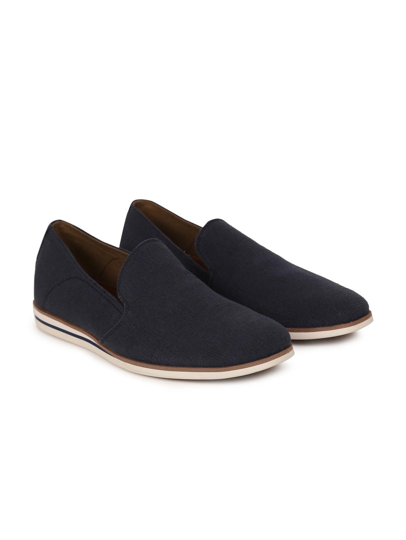 Buy ALDO Men Navy Blue PIANCADA2 Slip