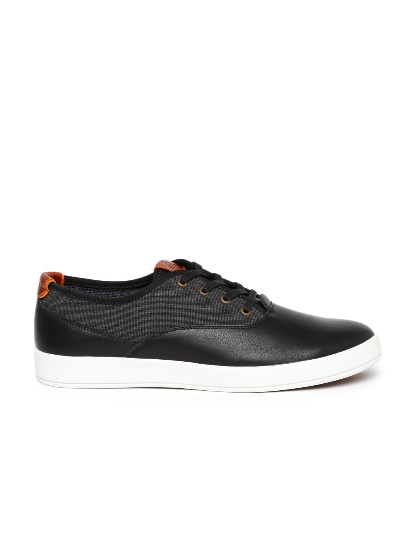 674868e64010c Buy ALDO Men Black Solid Regular Yilan Sneakers - Casual Shoes for ...