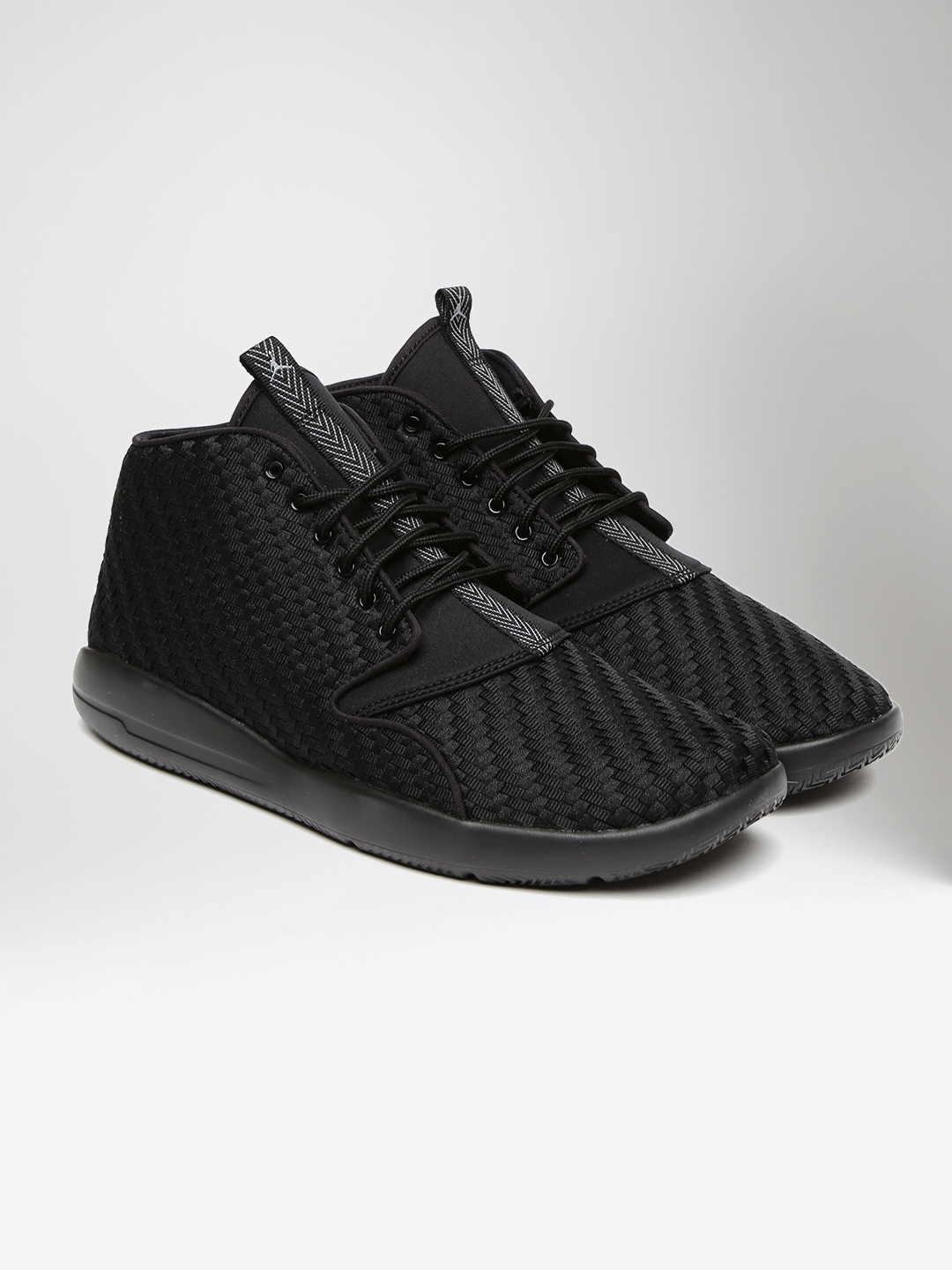 67c6cb2822af1f Buy Nike Men Black Jordan Eclipse Chukka Basketball Shoes - Sports ...