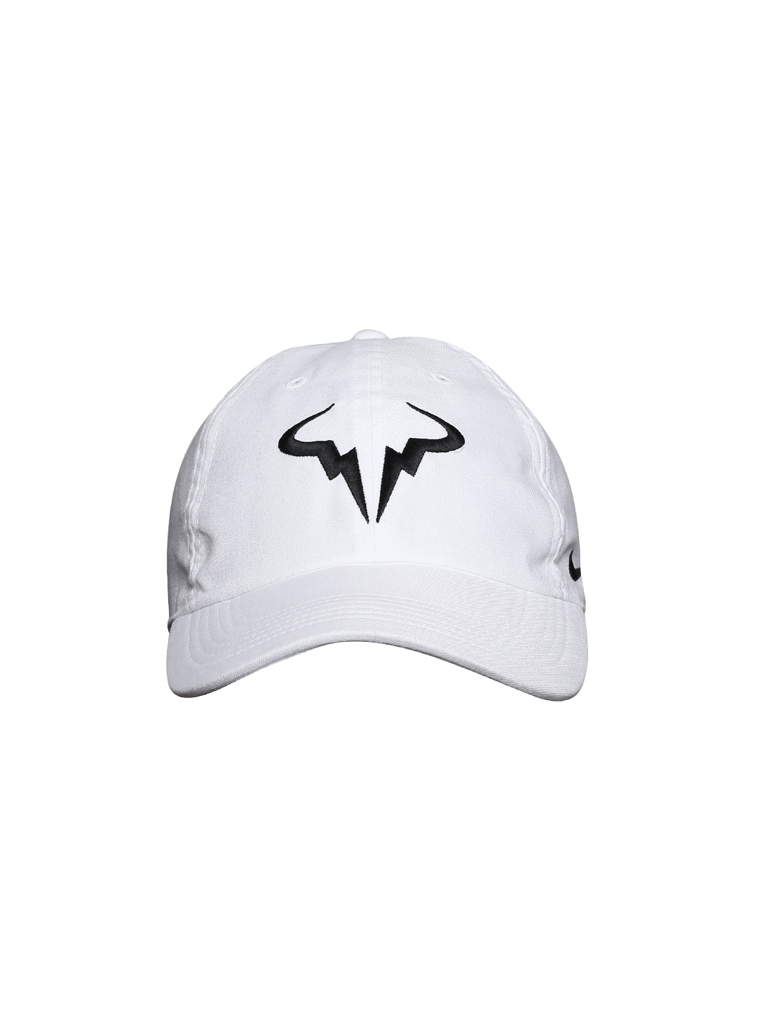 5749d29f887cc Buy Nike Unisex White AEROBILL H86 Rafa Tennis Cap - Caps for Unisex ...