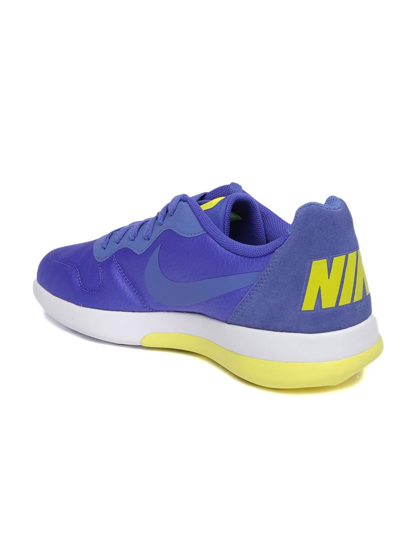 release date: 665fe c41ff Nike Men Blue MD Runner 2 LW Running Shoes