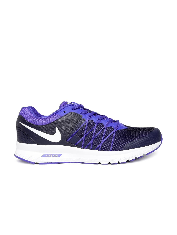 0560d225b3b Buy Nike Men Navy Blue AIR RELENTLESS 6 MSL Running Shoes - Sports ...