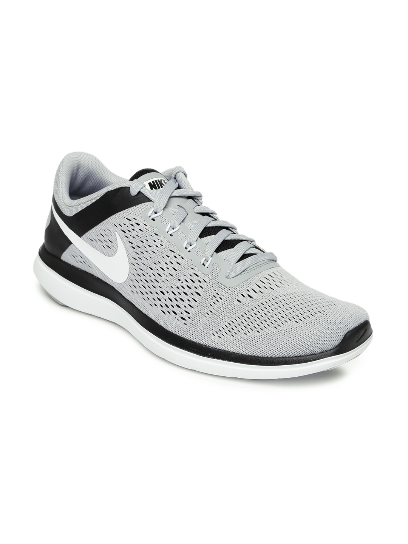 7844f232a4b1 Buy Nike Men Grey FLEX 2016 RN Running Shoes - Sports Shoes for Men ...