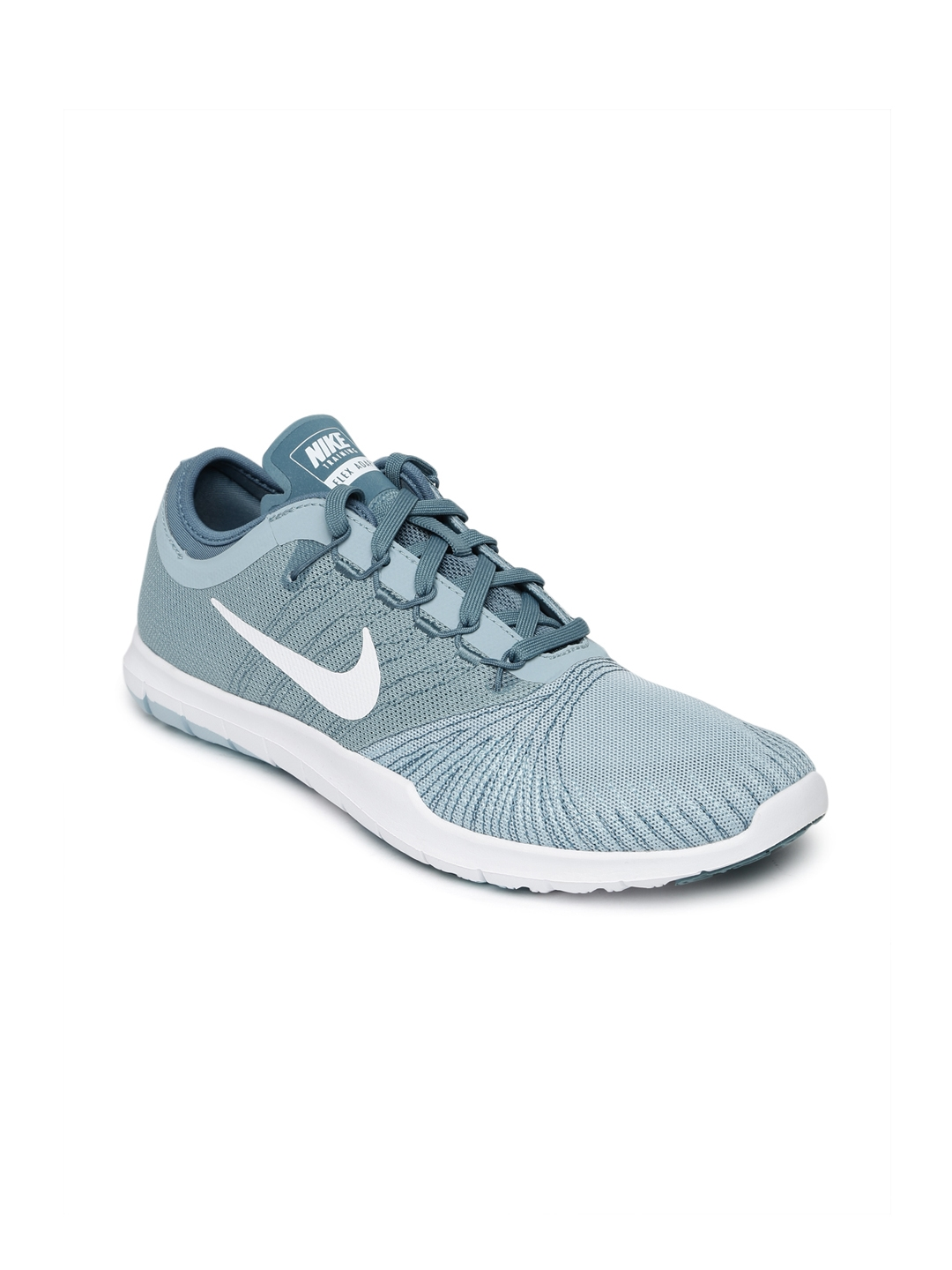 d9cdd9a608dd Buy Nike Women Blue FLEX ADAPT TR Training Shoes - Sports Shoes for ...