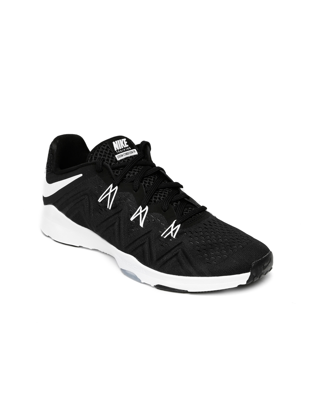 01e8388b1fc95 Buy Nike Women Black ZOOM CONDITION TR Training Shoes - Sports Shoes ...