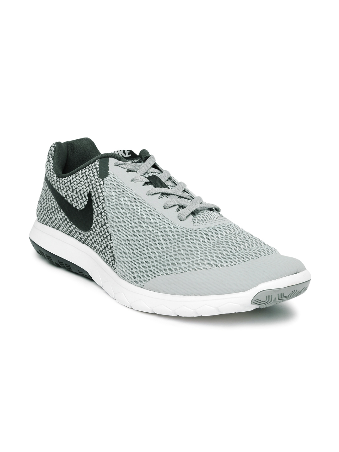 ec0d1054e91e Buy Nike Men Grey FLEX EXPERIENCE RN 6 Running Shoes - Sports Shoes ...