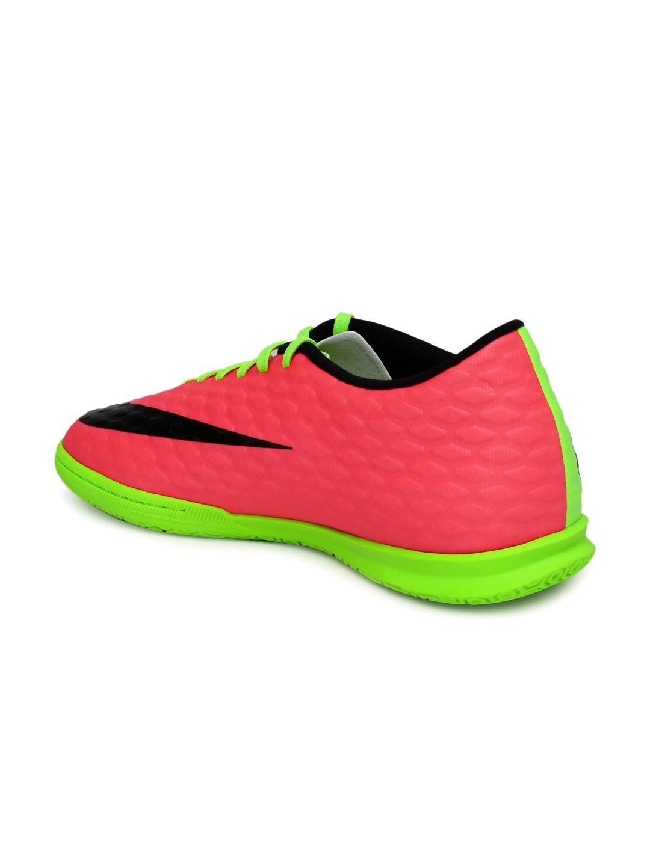 2c107e73484b6 Buy Nike Men Fluorescent Green HYPERVENOMX PHADE III IC Football ...