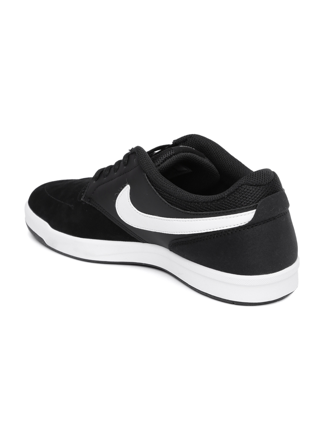3047f03e810 Buy Nike Men Black SB FOKUS Suede Skateboarding Shoes - Casual Shoes ...