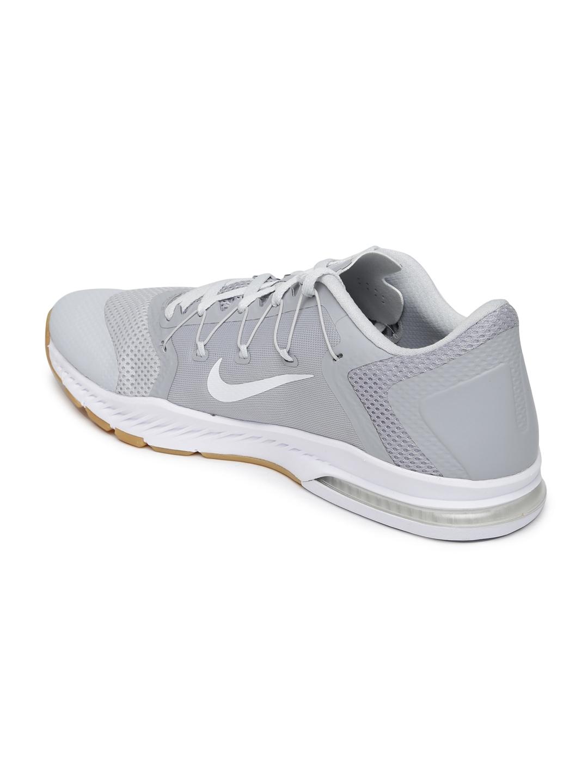 c8e8dde5c34fc Buy Nike Men Grey ZOOM TRAIN COMPLETE Training Shoes - Sports Shoes ...