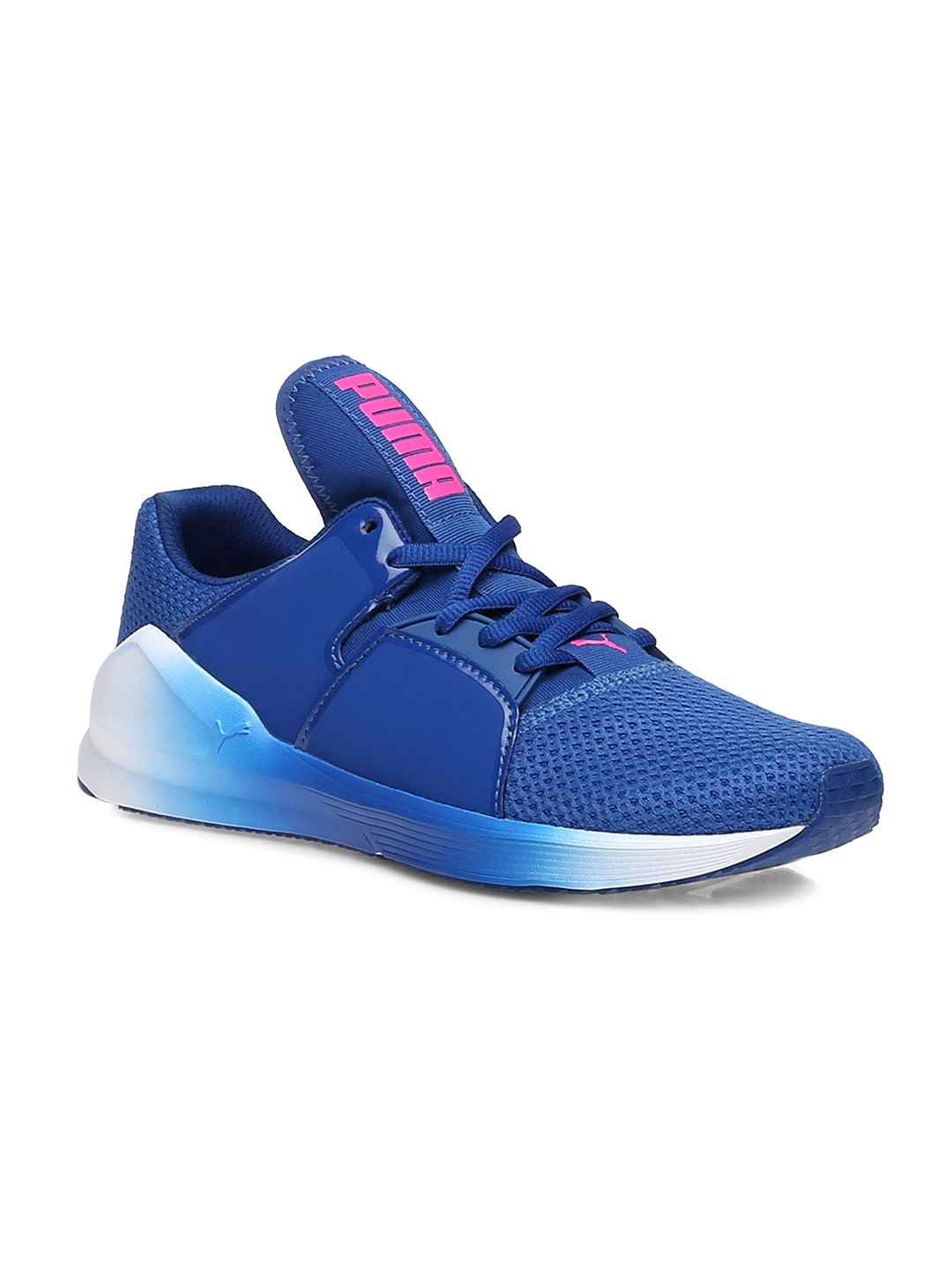 Buy Puma Women Blue Fierce Low Training Shoes - Sports Shoes for ... 0f258359c