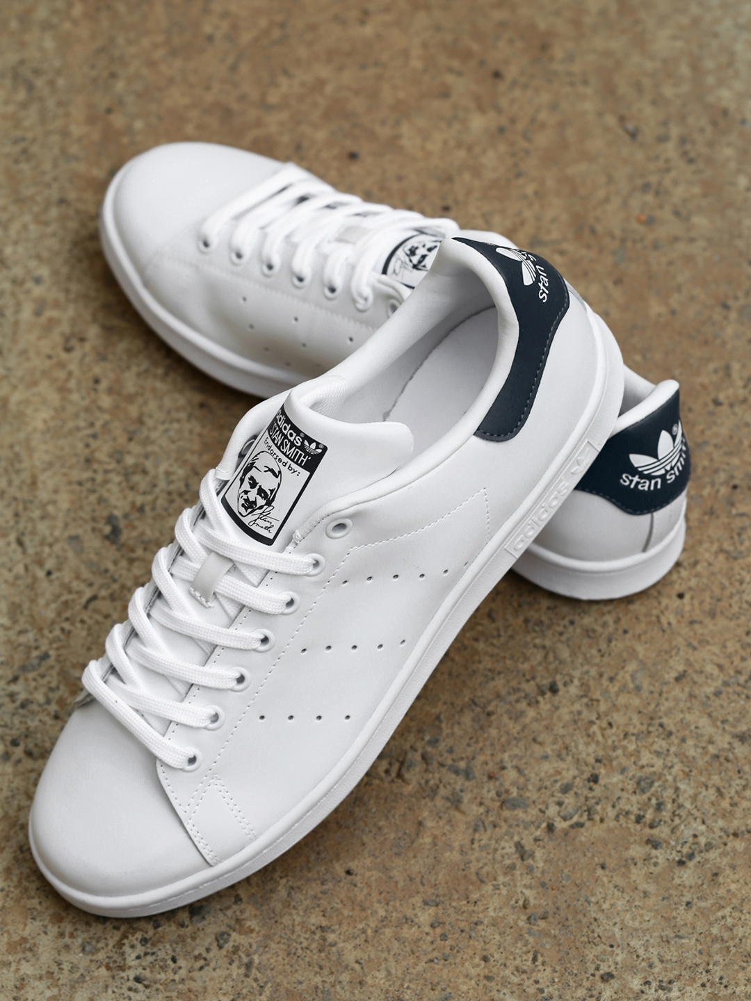 b6f9657c24ad Buy ADIDAS Originals Men White STAN SMITH Sneakers - Casual Shoes ...