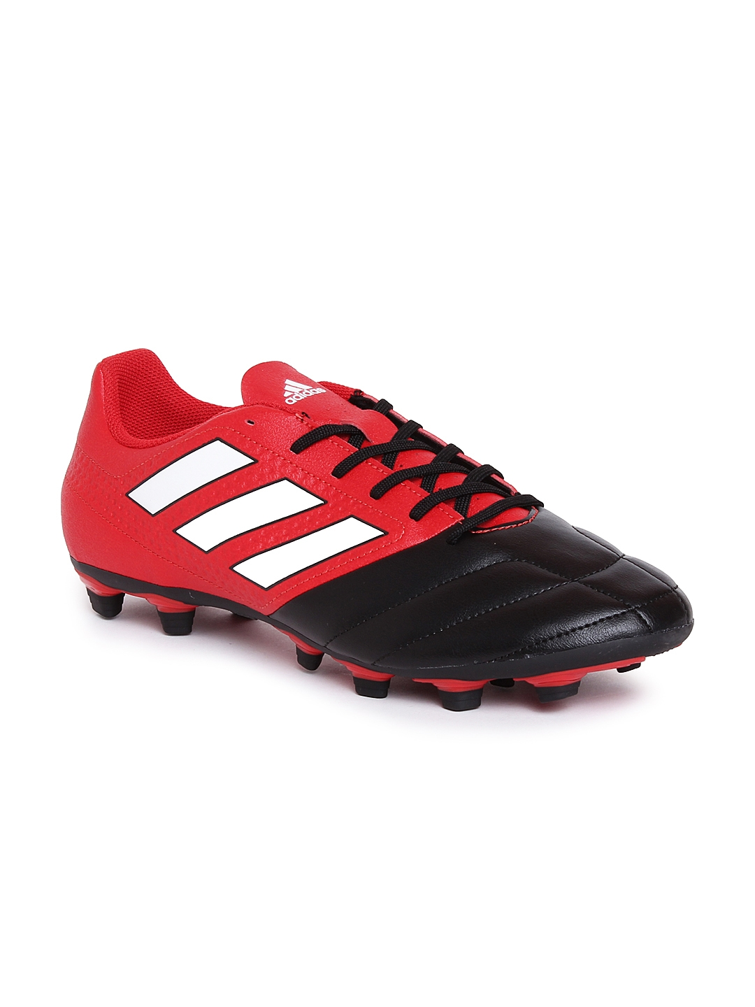 640c0ae768f4 Buy ADIDAS Men Red Ace 17.4 FXG Football Shoes - Sports Shoes for ...