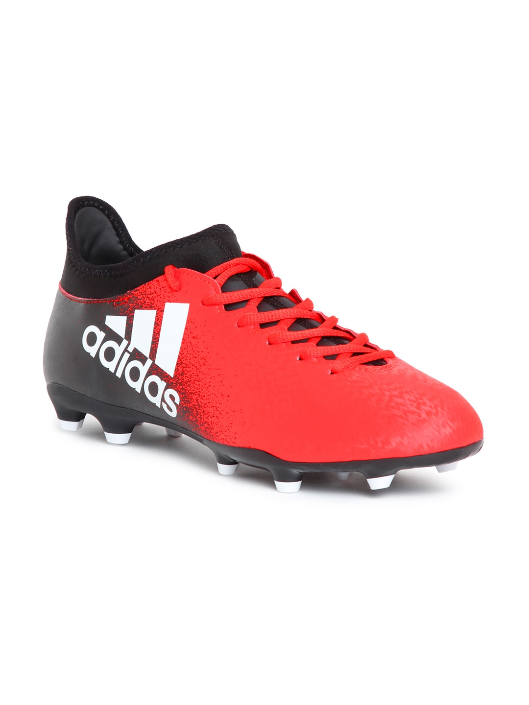 igual provocar Semicírculo  Buy ADIDAS Men Red & Black X 16.3 FG Football Shoes - Sports Shoes for Men  1775250 | Myntra