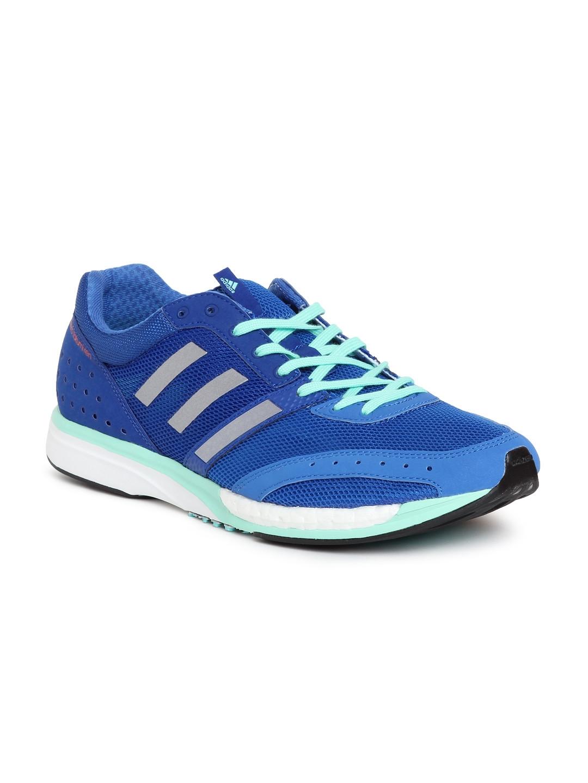 Ingenioso Encantador Pirata  Buy ADIDAS Men Blue ADIZERO TAKUMI REN WIDE Running Shoes - Sports Shoes  for Men 1775252 | Myntra