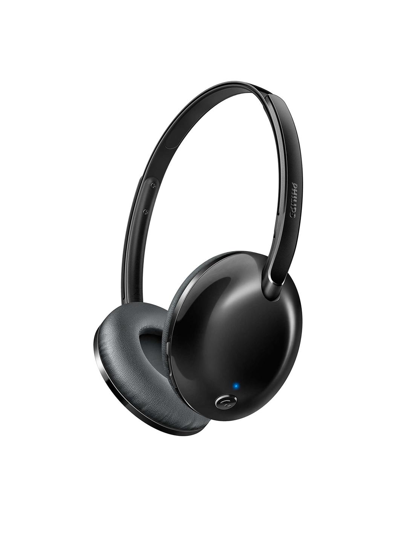 Philips Black Bluetooth Headphones with Mic SHB4405BK
