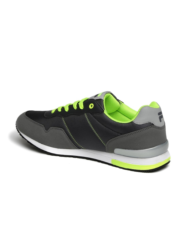 377c949cb764 Buy FILA Men Grey ORAZIO PLUS 4 Sneakers - Casual Shoes for Men ...