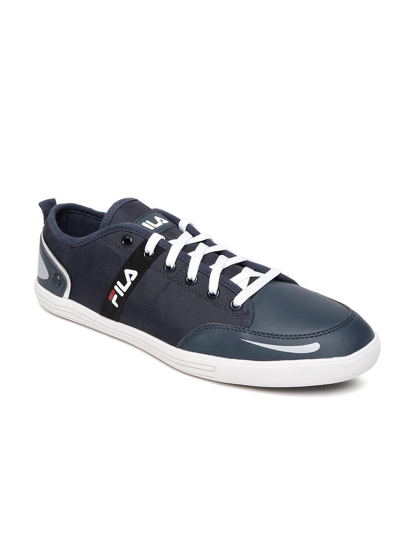 fila men s shoes. fila men navy blue solid regular destroy iv sneakers fila s shoes r