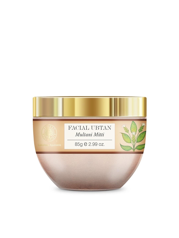 Forest Essentials Sustainable Facial Ubtan Multani Mitti 85 g