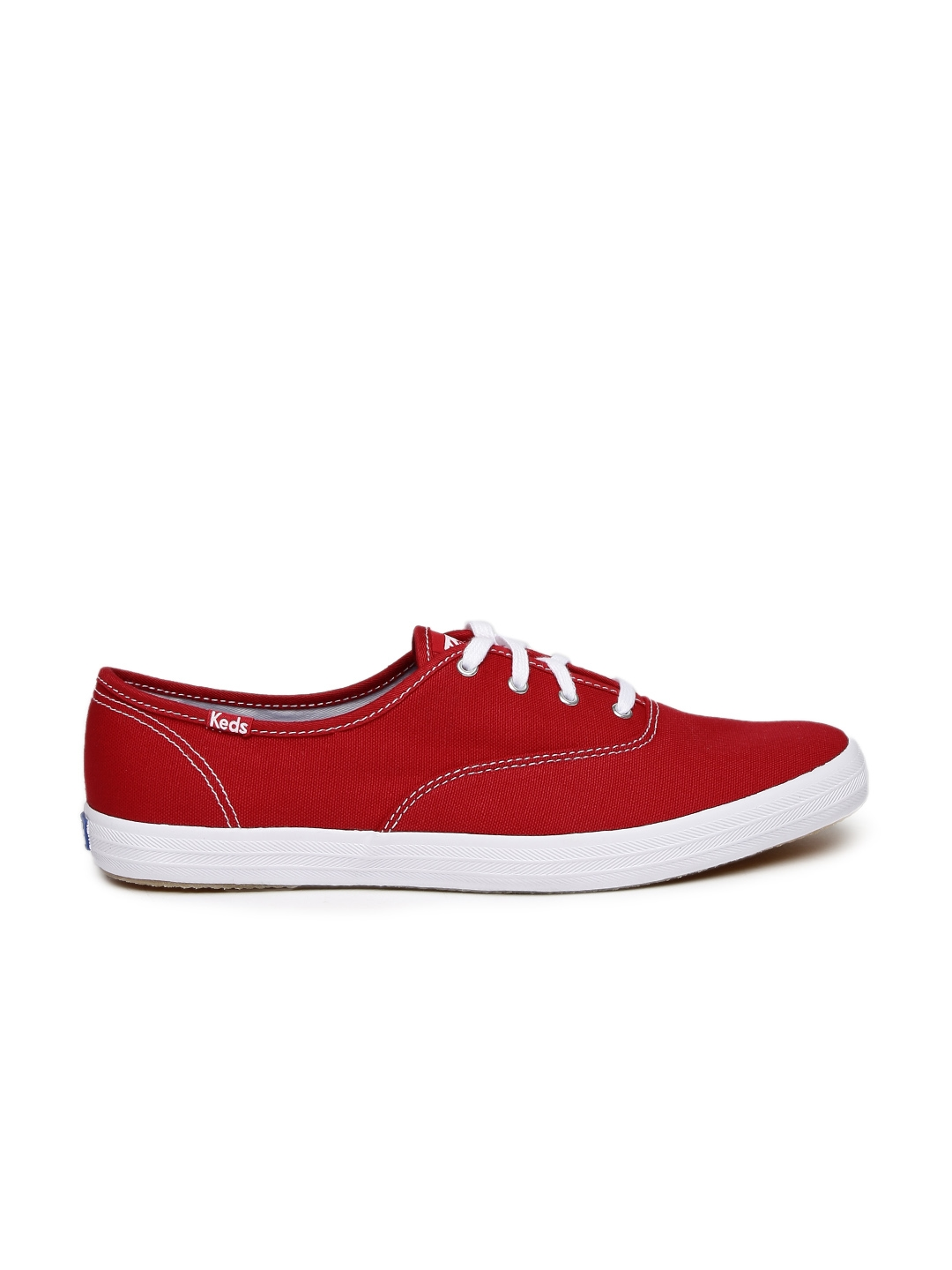 5195877117 Buy Keds Women Red Champion Solid Sneakers - Casual Shoes for Women ...