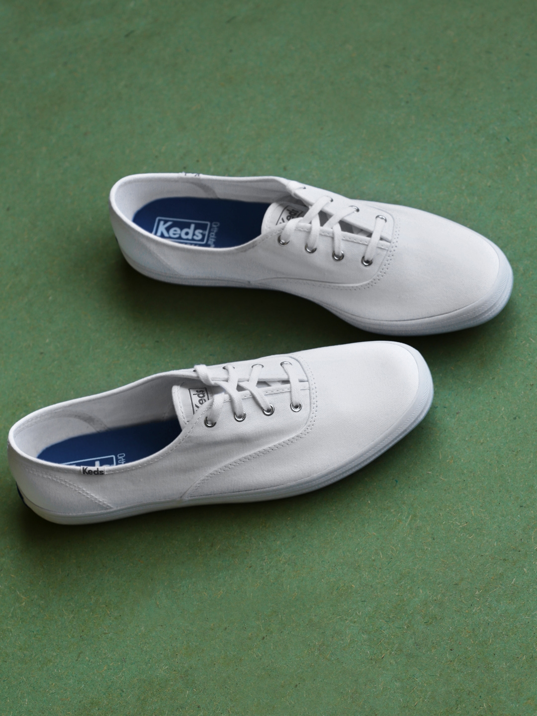 5aa162c86c Buy Keds Women White Champion Solid Sneakers - Casual Shoes for ...