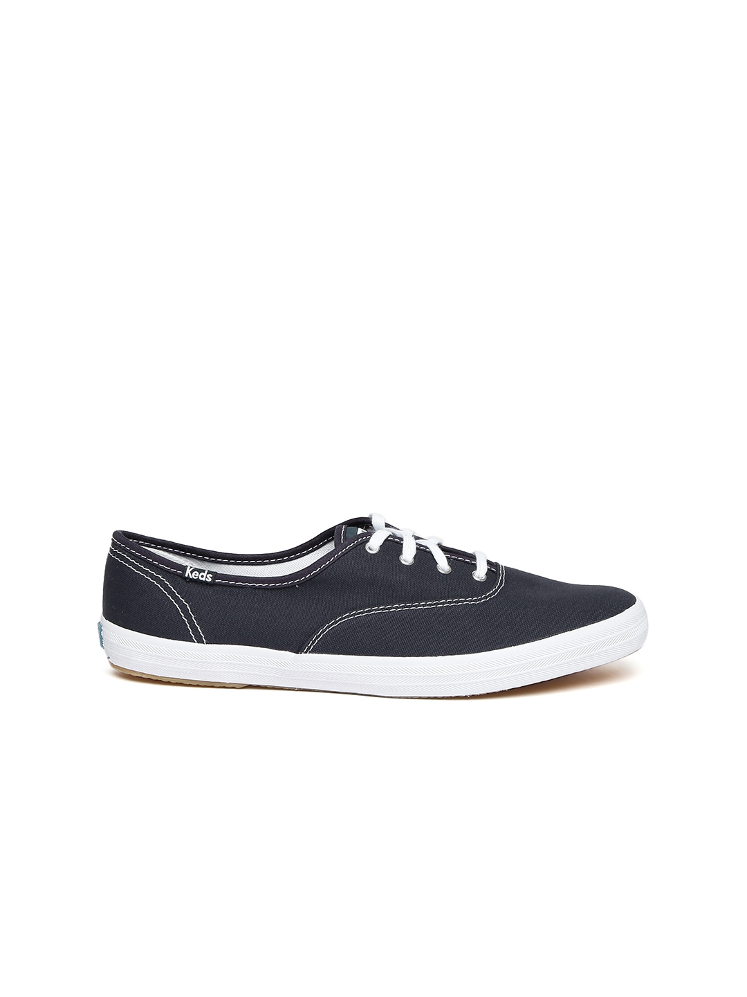 2e513b3f270f3 Buy Keds Women Navy Champion Solid Sneakers - Casual Shoes for Women ...