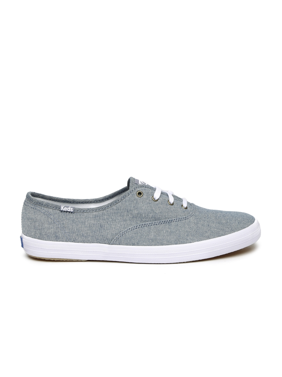 6a65c093dddc7 Buy Keds Women Blue Champion Seasonal Solid Sneakers - Casual Shoes ...