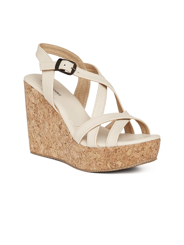 5998224e6 Buy Marc Loire Women Cream Wedges - Heels for Women 1792339