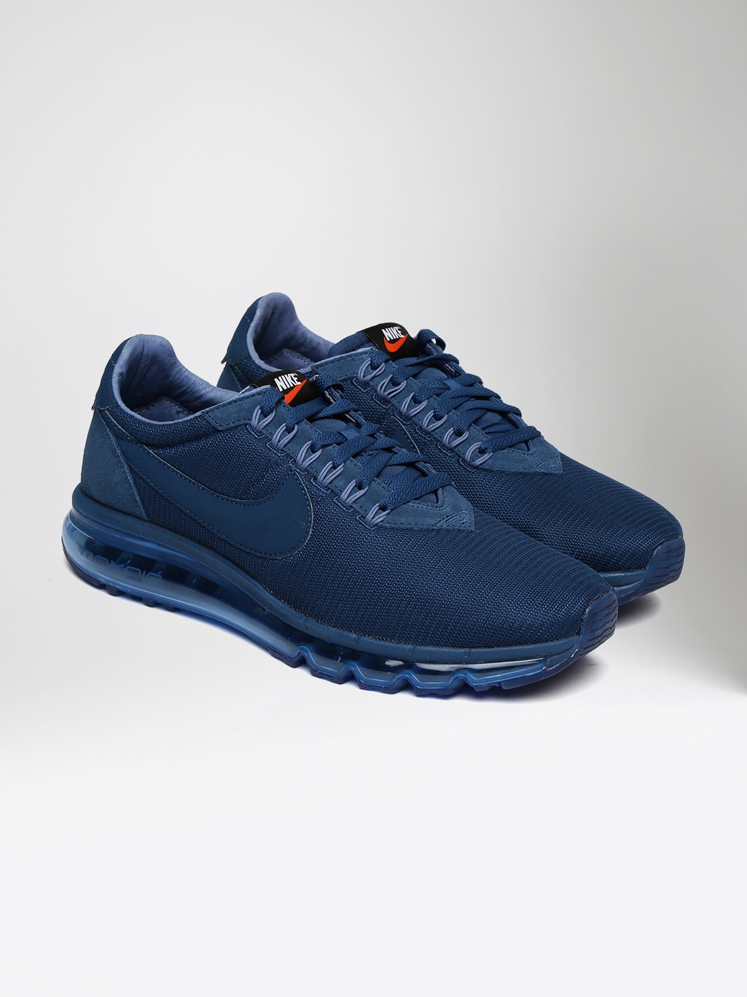 buy online 4a644 f27bb Buy Nike Men Blue AIR MAX LD ZERO Sneakers - Casual Shoes ...