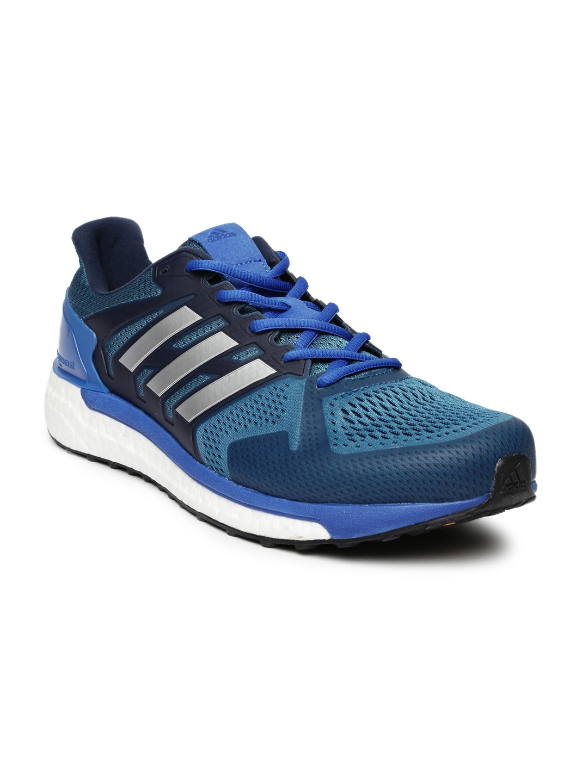 bf6ad6641e24da Buy ADIDAS Men Blue SUPERNOVA ST Running Shoes - Sports Shoes for ...
