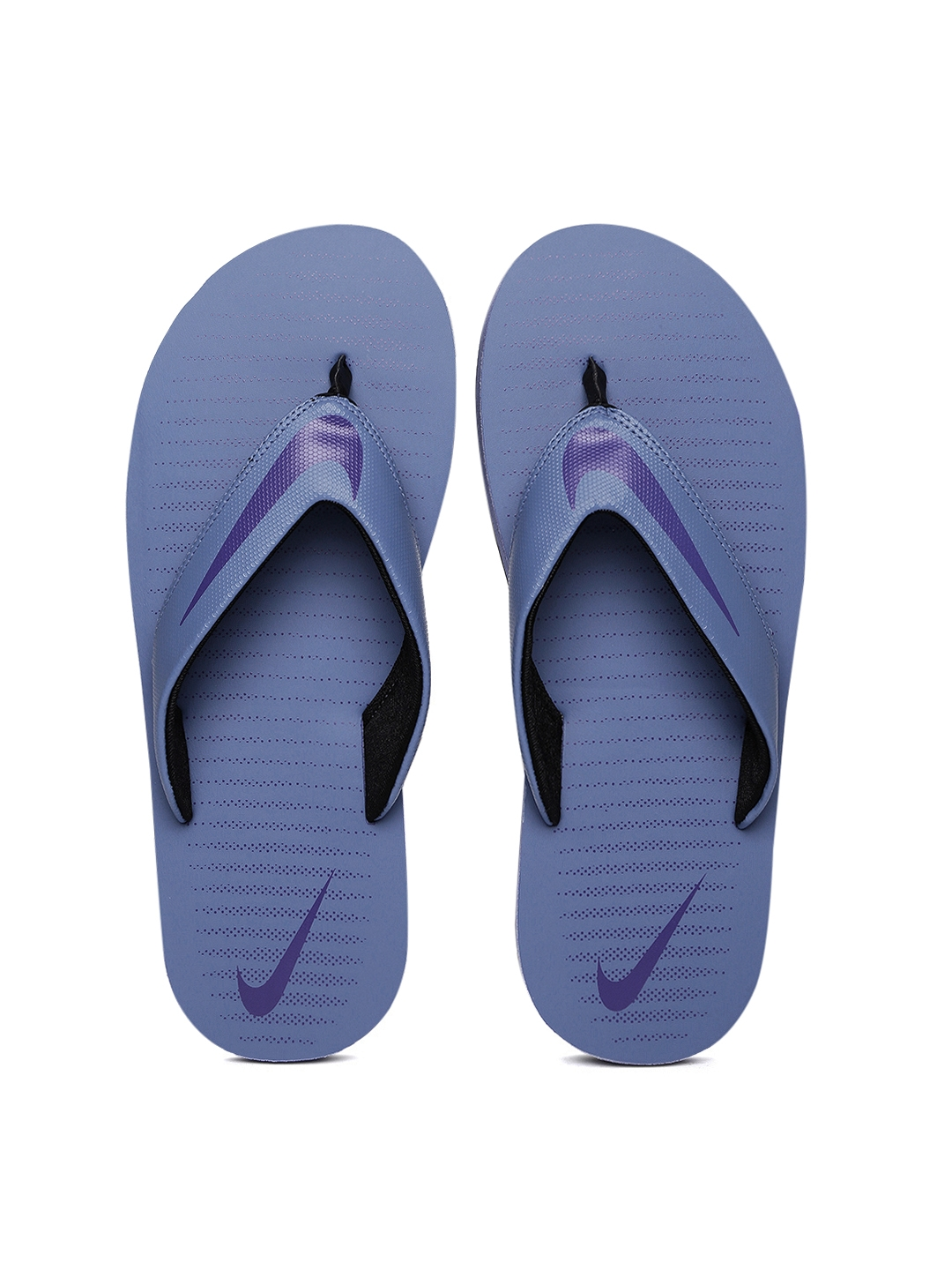 4ef6af72e Buy Nike Men Blue Chroma Thong 5 Flip Flops - Flip Flops for Men ...