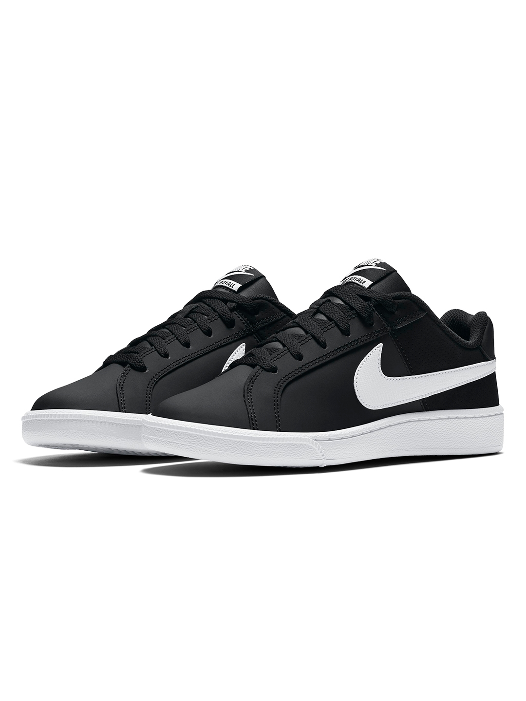 Buy Nike Women Black Court Royale Sneakers - Casual Shoes ...