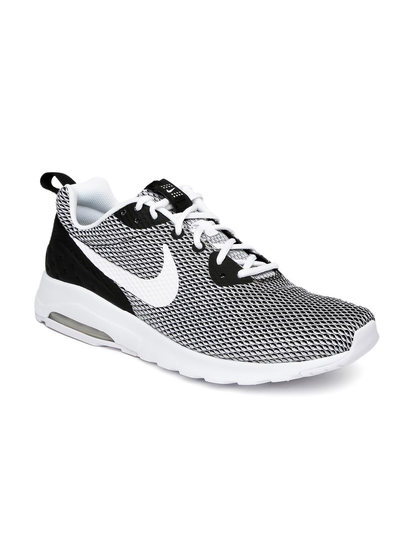 4dff88516467 Buy Nike Men Black   White Air Max Motion LW SE Sneakers - Casual ...