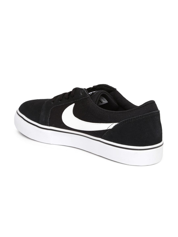 Buy Nike Men Black SB Satire II Skate Shoes - Casual Shoes for Men ... d09e2649a